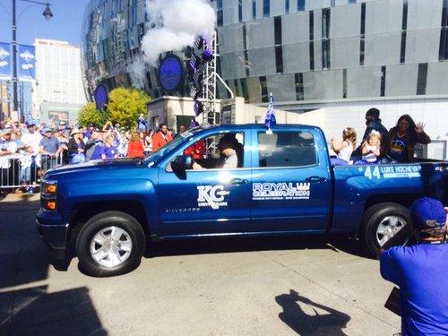 Kmbc Kansas City Royals Parade