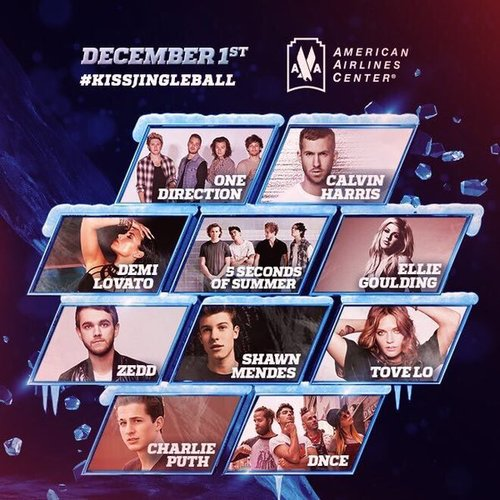 Live updates: Countdown to Jingle Ball 2015 at AAC | Page 2