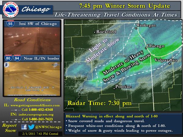 Chicago winter storm coverage Chicago Tribune