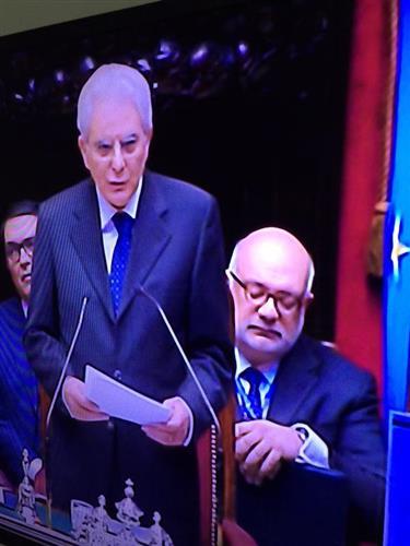 Il giuramento di mattarella for Camera deputati live