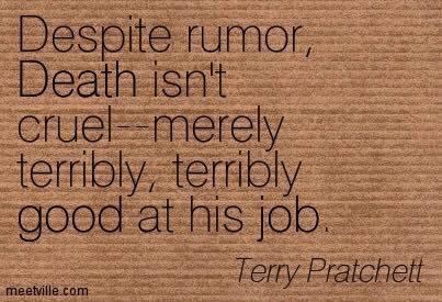 Twitter remembers Terry Pratchett   Page 145