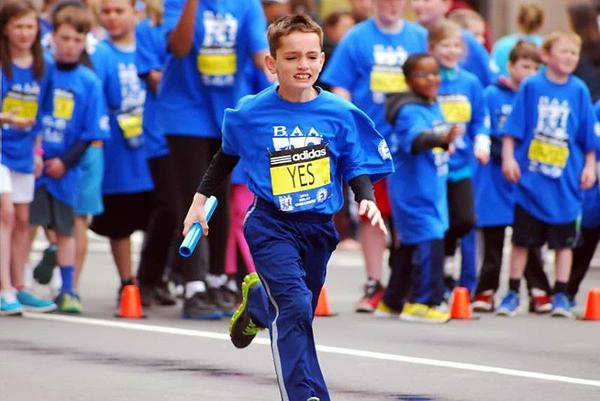 essay on relay race