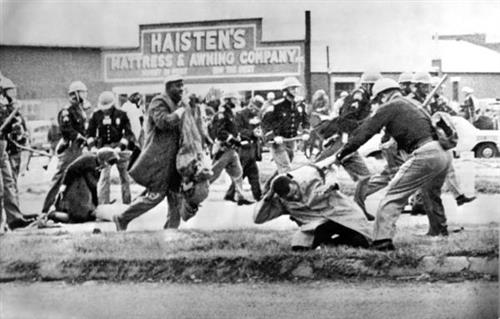 50th Anniversary of Bloody Sunday March in Selma, Alabama ...