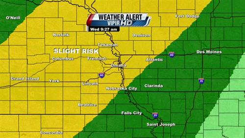 LIVE UPDATES: Severe weather continuous coverage