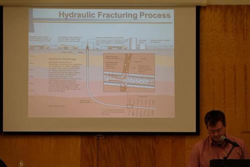 hydraulic fracturing presentation