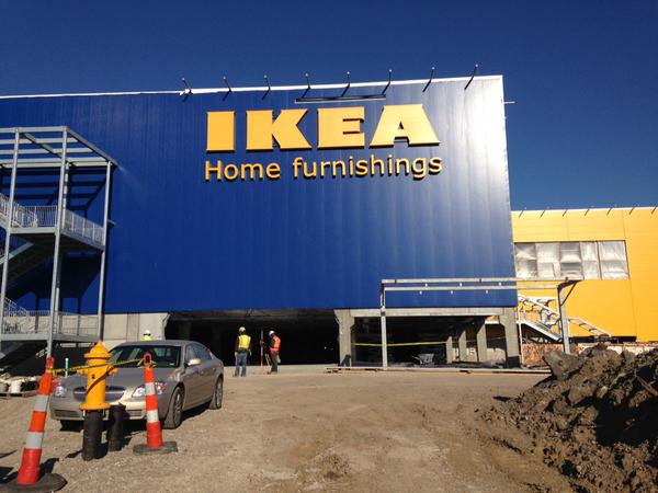 a tour of the ikea store in st louis. Black Bedroom Furniture Sets. Home Design Ideas