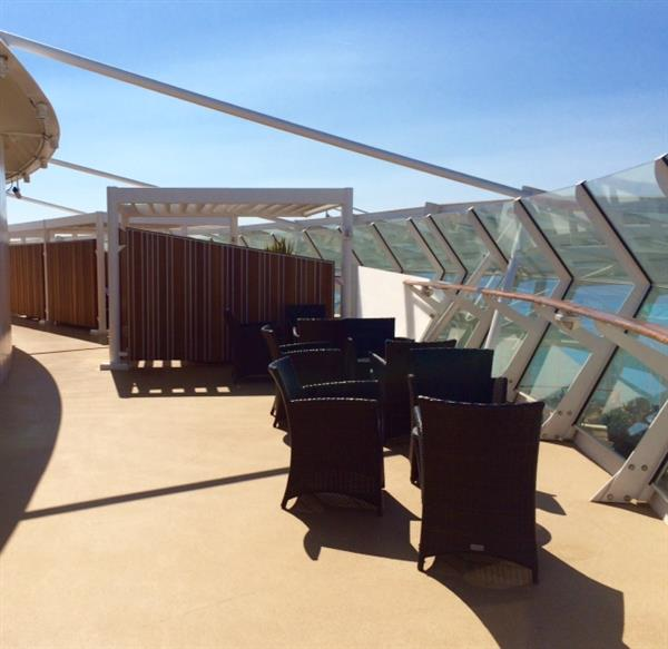 Cruise critic live find out what 39 s new on allure of the for 18th floor balcony live