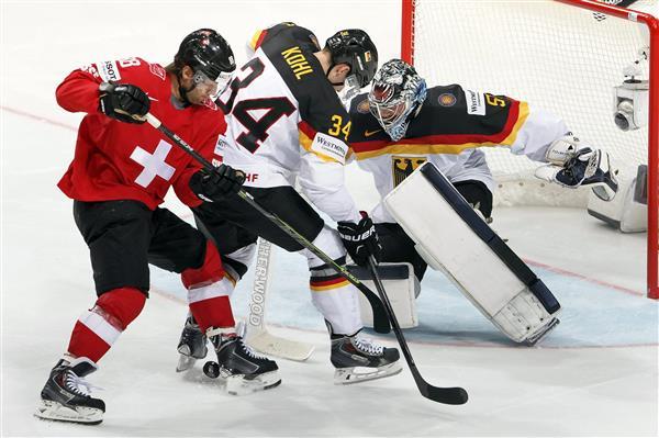eishockey deutschland schweiz
