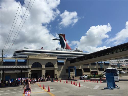 Cruise Critic Live Onboard Carnival Triumph Cruise Critic - Galveston cruises 2015