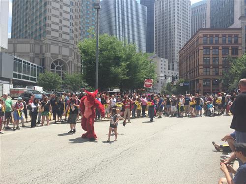 Fursuit Parade Pittsburgh Public Fursuit Parade