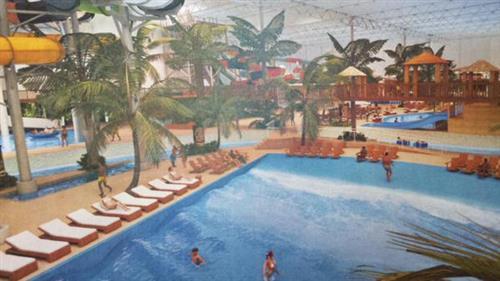 Actualit s qu bec radio for Hotel parc aquatique interieur quebec