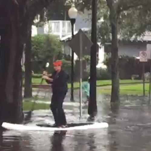 Tampa City Streets