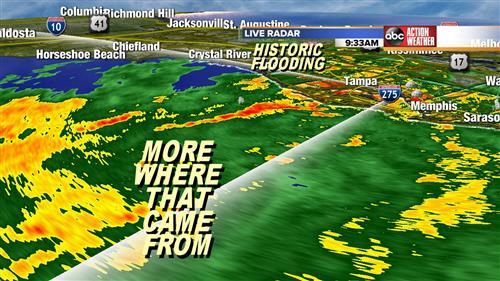 Tampa Flooding