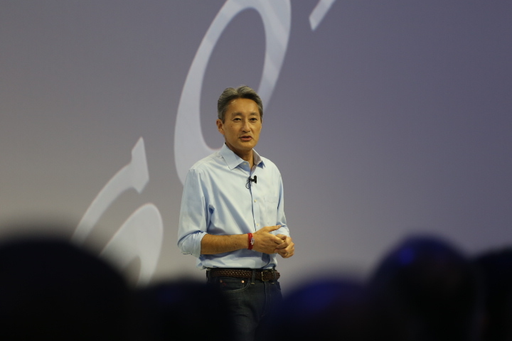 آقای Kazuo Hirai، مدیر شرکت سونی