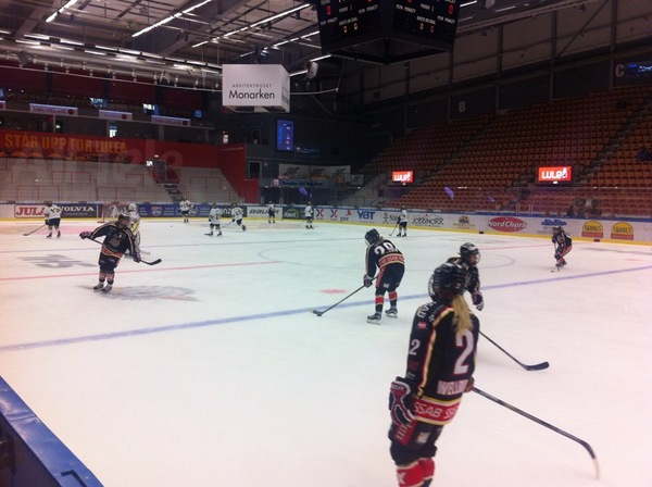 matchens lirare luleå hockey