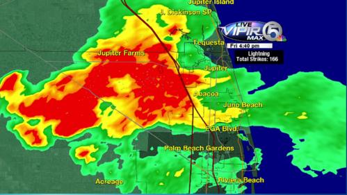 Tropical Storm Erika | West Palm Beach News, South Florida Breaking ...