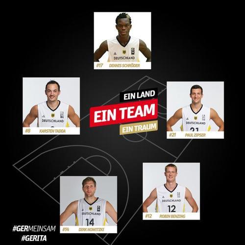 basketball deutschland italien