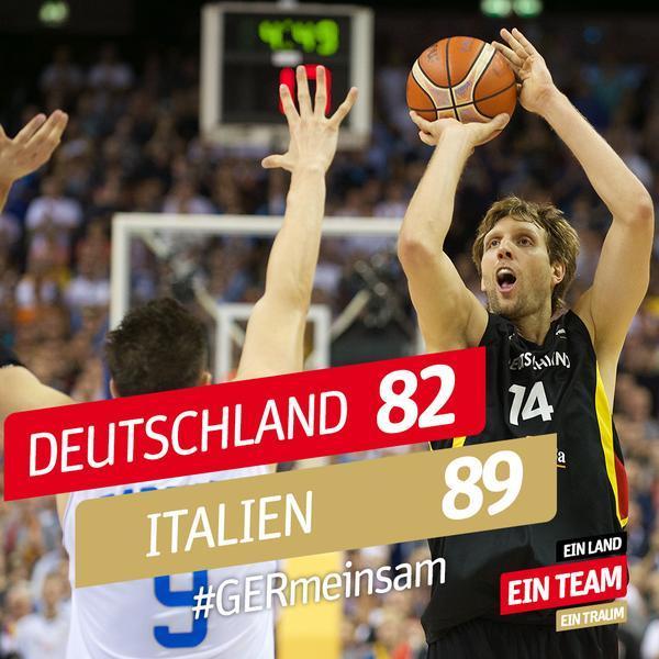 deutschland italien basketball em