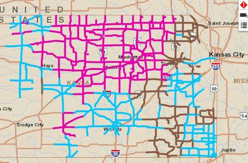 Winter Weather: Follow Conditions, Traffic And More | Page 3