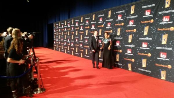 Wallberg delar ut pris pa idrottsgalan