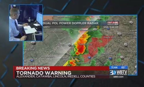 Severe weather live coverage | Page 27