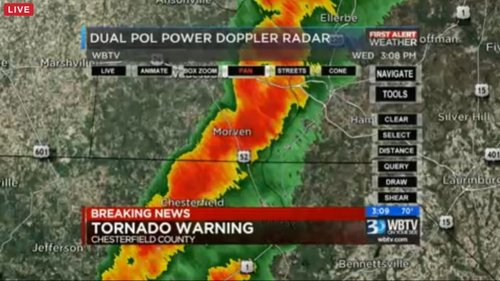 Severe weather live coverage | Page 81