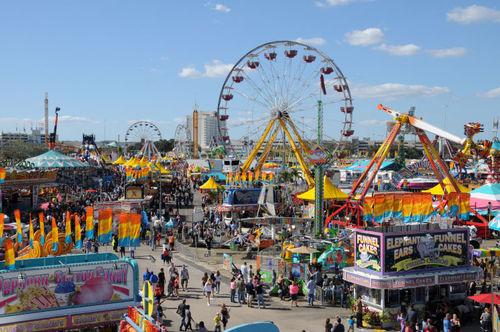 South Florida Fairgrounds Craft Show