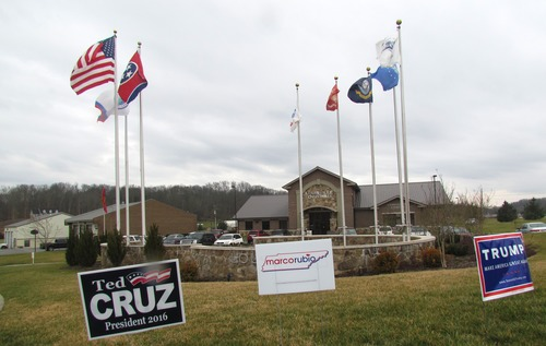 Live coverage: Super Tuesday 2016