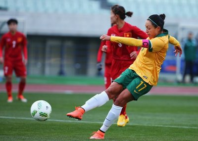 Matildas live blog: Australia v Vietnam in second match of