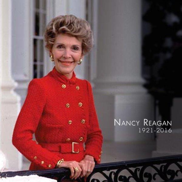 Nancy reagan blowjob queen
