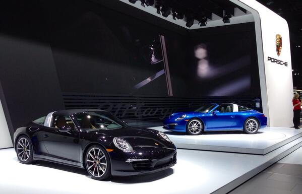 2014 NAIAS live blog: follow the action from Cobo Hall in