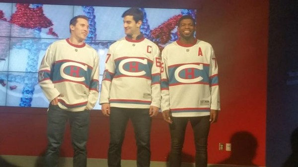 1e22cd9665c Montreal Canadiens unveil jerseys for Winter Classic - Sportsnet.ca