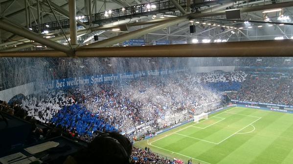 Champions League as it happened: Schalke vs Real Madrid