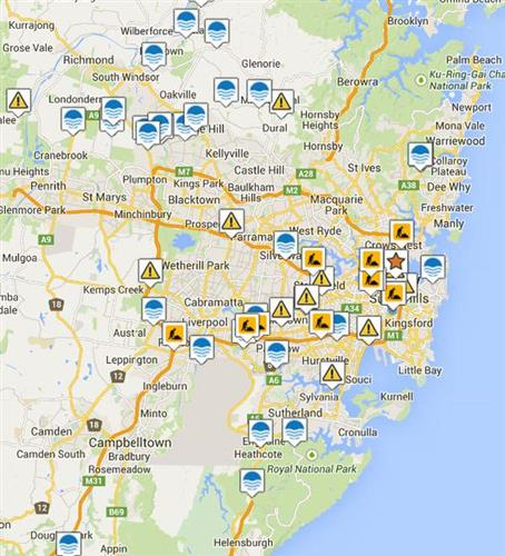 NSW weather: People dead as gale force winds, heavy rains