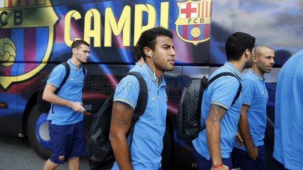FOTO: TWITTER FCB
