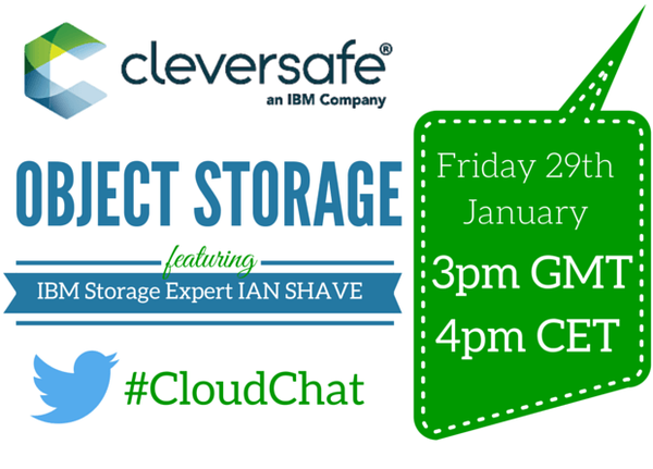 object storage cloudchat