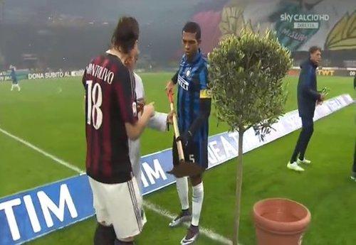 capitano, Da Rivera a Montolivo fino a Zanetti: la fascia di capitano nei derby di Milano e i suoi padroni