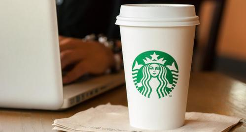 Image result for clinton at starbucks