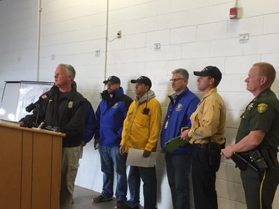 3,400-acre Little Valley fire: Sunday updates: 55 percent