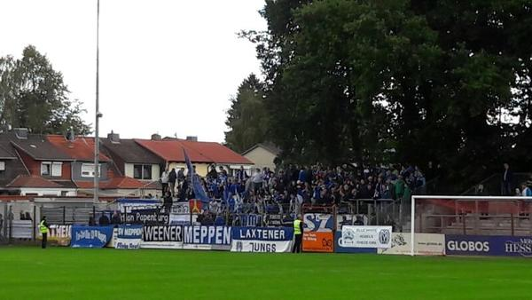 spiel in der regionalliga nord liveticker sv meppen spielt beim tsv havelse 2 2. Black Bedroom Furniture Sets. Home Design Ideas
