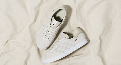 new style 78b0d bce53 The St. Alfred x Adidas Gazelle GTX is available now at HAVENSHOP for 190  . goo.gl5pH3y3