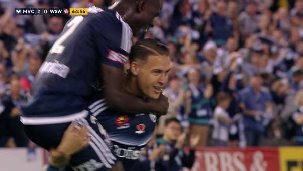 ba6b8387271 WATCH Ingham s outstanding header that hands  gomvfc a 2-0 lead in  MVCvWSW  j.mp 2fKUSQl