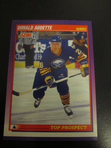 eea86af52 #Top 1991 Score #Buffalo Sabres DONALD AUDETTE #389 dlvr.it/MgjTpK #SO