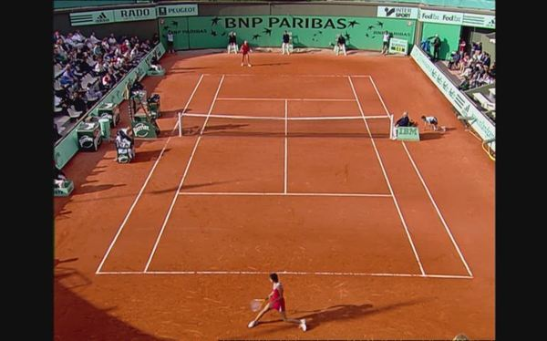 2004 Roland-Garros : the moment where everything could change