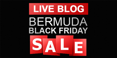 Live Updates: 'Black Friday' Shoppers & Sales - Bernews