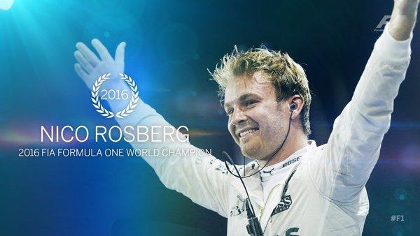 Resultado de imagen de nico rosberg campeon