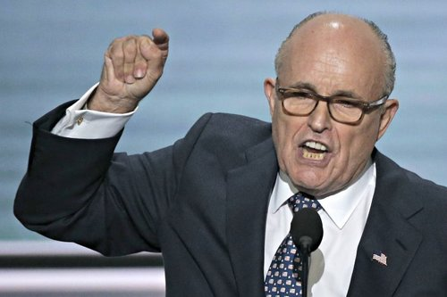 Image result for rudy giuliani image reuters