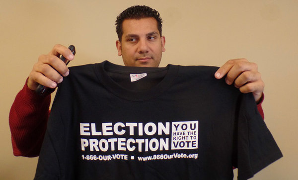 Arab Americans Gear Up To Vote In Dearborn