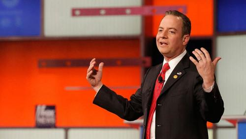Image result for reince priebus image reuters