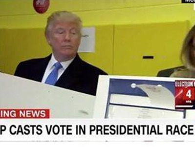 As it happened: Donald Trump wins 2016 presidential election